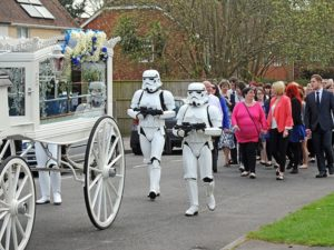 Star Wars Funeral March