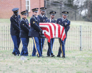 US Army Military Burial